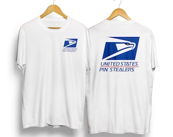 United States Pin Stealers T-Shirt