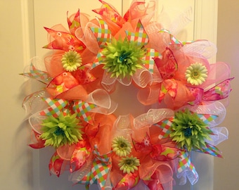 Made to Order Spring Wreaths