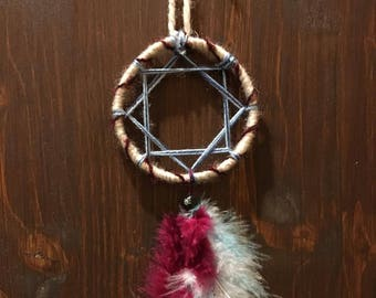 Dream catcher / Dreamcatcher 8 point star.
