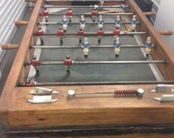 Antique Foosball Table