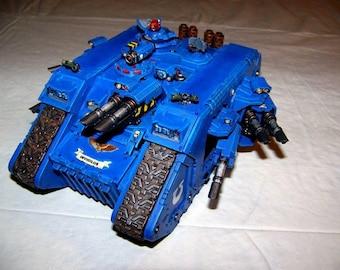 Warhammer 40k The Land Raider Terminus Ultra