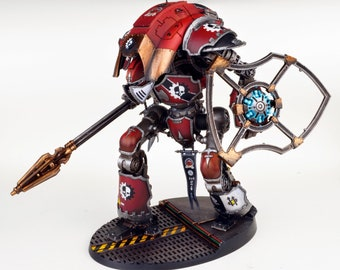 Warhammer CERASTUS KNIGHT-LANCER  warhammer40k-30k wargame