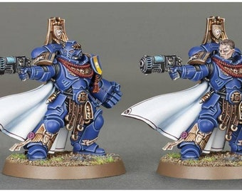 Primaris Captain Limited Edition warhammer 40k-30k wargames