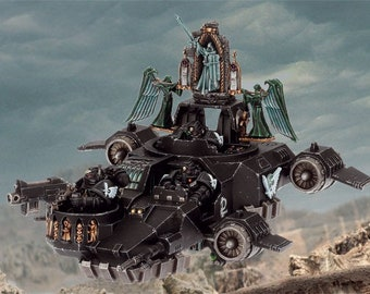 Warhammer Darkshroud/Speeder Vengeance (multipart) wargames