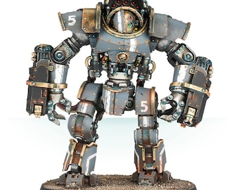 Warhammer40k Mechanicum Domitar Battle-Automata wargame