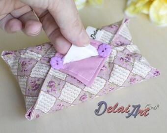 Tissue Holder / Pocket Tissue Holder / Tissues Bag