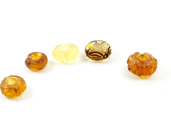 Amber Rosaries