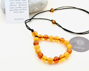 Nursing Amber Necklaces