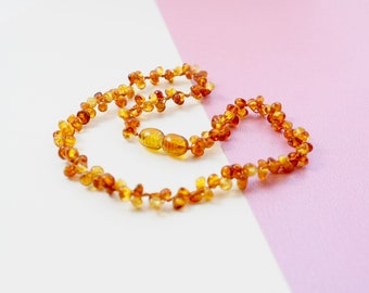 Baby Amber Necklaces