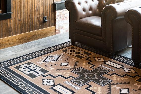 tribal area rug