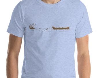 Gone Fishing Short-Sleeve T-Shirt