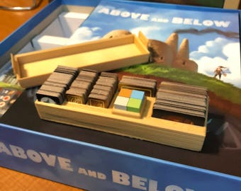 Above and Below - Tokens Box