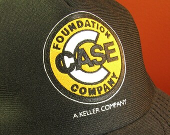 38a3a81a7a0 Case by International Harvester Agricultural Corporation Trucker s Hat