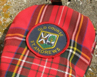 e195a31ed90 Old Course St. Andrews Golf Club Head Cover