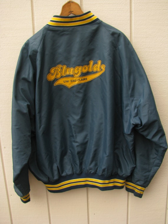 Authentic Blugolds Collegiate Sports Jacket, Size