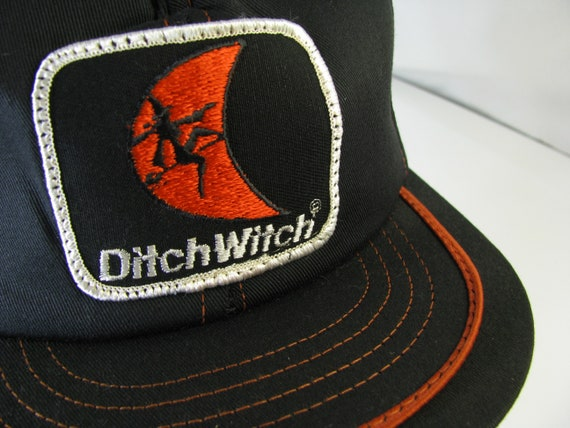 Ditch Witch Trucker Hat with full-foam Insulation