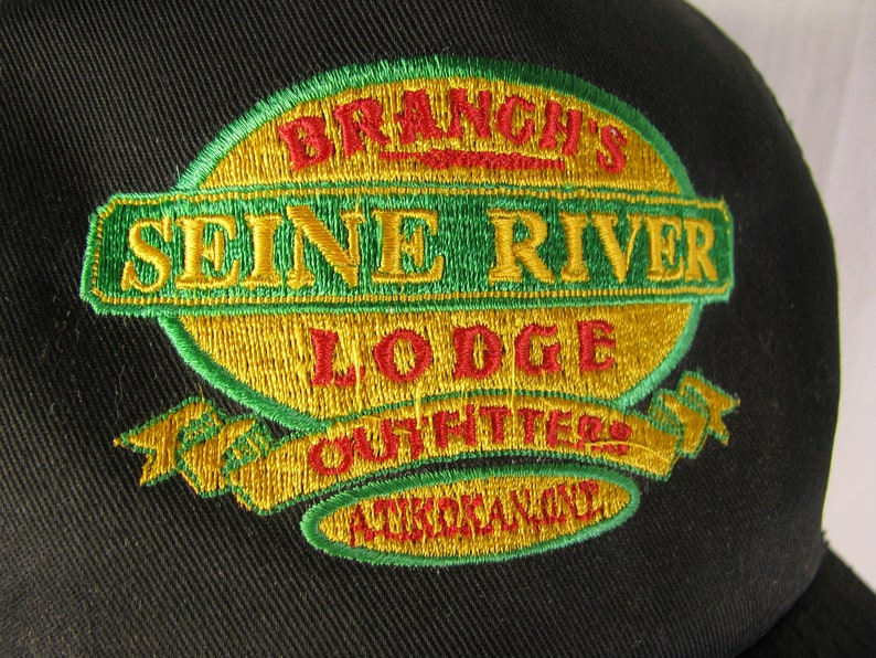 Good Looking Seine River Branch's Lodge and Outfitters Hat image 0