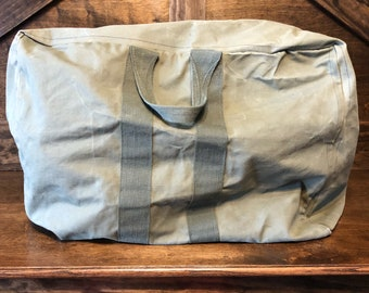 Vintage US Army duffle bag 460d864e63923