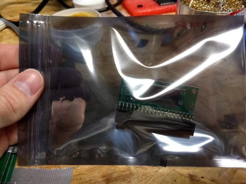 SDRAM Daughter Board for MiSTer FPGA Retro Console Hardware Emulation  Nintendo Atari Sega SNES and more!