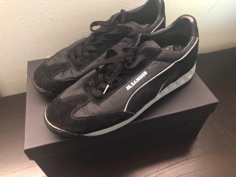 c460a2b0374dea Vintage Jil Sander x Puma Sneakers Mens size: US 9.5 UK 8.5 image 0 ...
