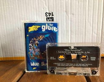 The Glove-Blue Sunshine Audio Cassette 1983 Post Punk-Electro