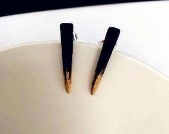 free shipping TREND Earrings - Inkston & YIER Designers Porcelain Jewelry