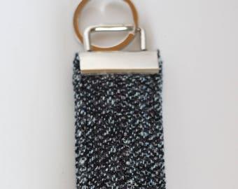 Dusky Blue Key Fob