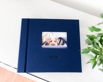 Personalized Photo Album 29x26 20 pages.