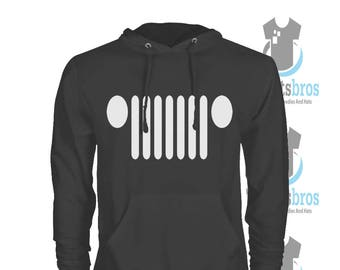 Jeep Pull Over Hoodie