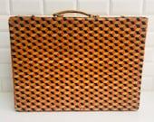 Vintage Shanghai Handcrafts briefcase