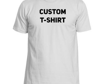 Men's Custom T-Shirt