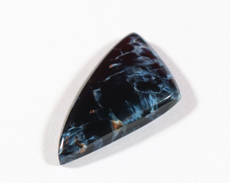 20 Cts 32x18x5 mm,PS519 Pietersite Smooth Gemstone Pendant Cab Fancy Shape AAA+ Quality Natural Pietersite Gemstone Pietersite Cabochon