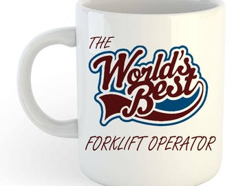 b7ad42d6c6b The Worlds Best Forklift Operator Mug