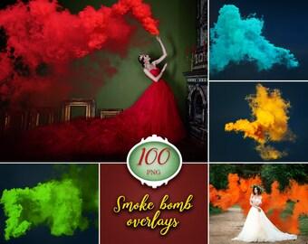 Smoke bomb | Etsy