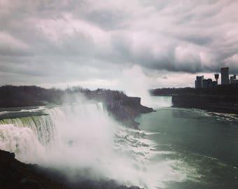 Niagara on the American Side