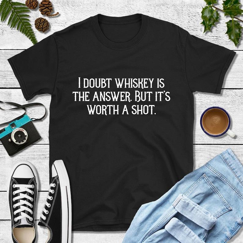 694da6d4 Whisky shirt whiskey shirt whiskey t-shirt whiskey t shirt | Etsy