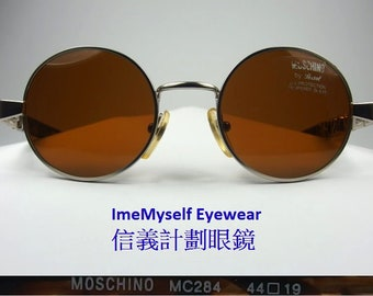 2f7b5316872 ImeMyself Eyewear MOSCHINO by Persol MC284 vintage optical frame Rx  prescription applicable oval UV protection sunglasses