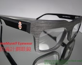 legend 1004 Cao Cao 曹操 handmade optical spectacles frames Rx eyeglasses Changing Faces off facial masks SzeChuan sauce Beijing opera 眼镜 臉譜眼鏡