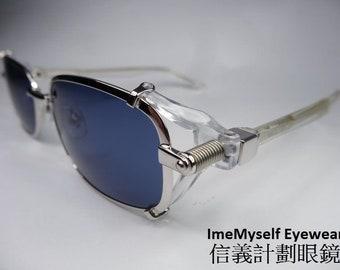 748f6c24607 ImeMyself Eyewear Jean Paul Gaultier JPG 56-0036 vintage full-rim sunglasses