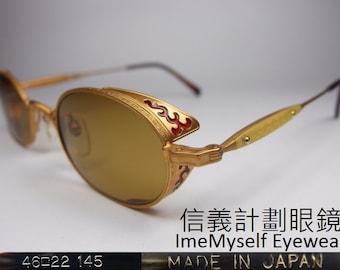fe09b66121 ImeMyself Eyewear Matsuda 10608 vintage sunglasses Rx prescription frames  eyeglasses spectacles for near far sighted reading glasses lenses
