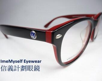 c8a47c0e77d7 ImeMyself Eyewear Volkswagen VWG 043 retro bold oval Germany design optical  spectacles Rx prescription frame CP > Viktor Rolf Ray Ban Lunor