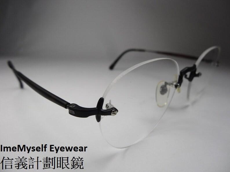0d3c84304d ImeMyself Eyewear Matsuda 2825 vintage Rx prescription rimless
