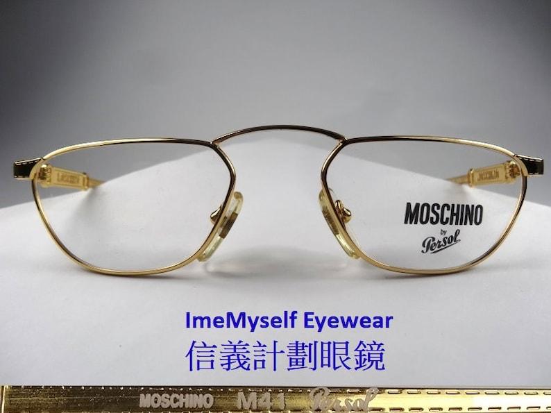 20e2b01ad07a ImeMyself Eyewear MOSCHINO by Persol M44 vintage frame optical | Etsy