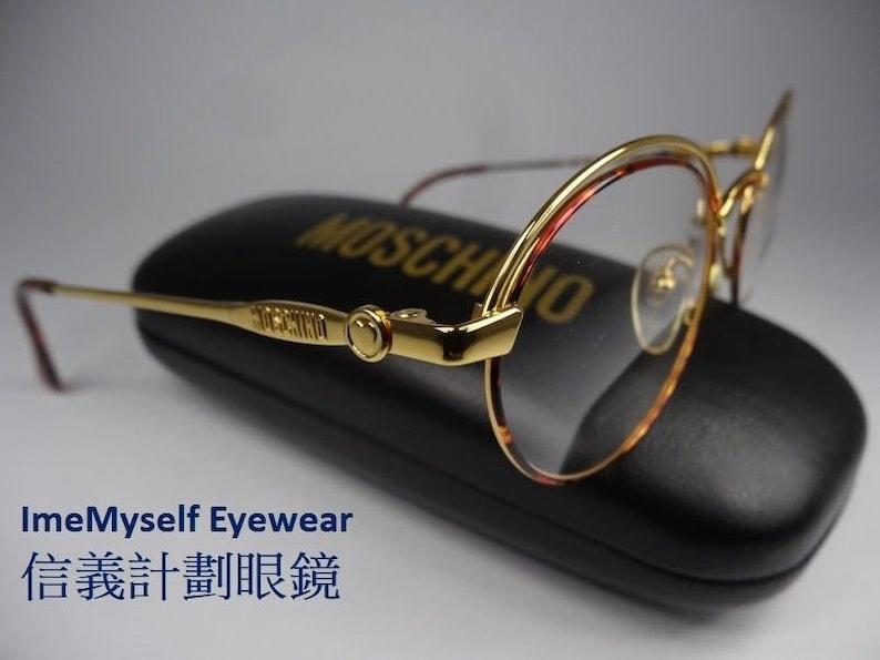9012be6827fc ImeMyself Eyewear MOSCHINO by Persol M44 vintage optical frame | Etsy