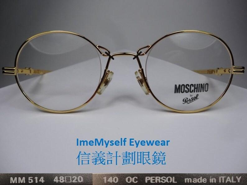 f4332681faeb ImeMyself Eyewear MOSCHINO by Persol M384 vintage optical | Etsy