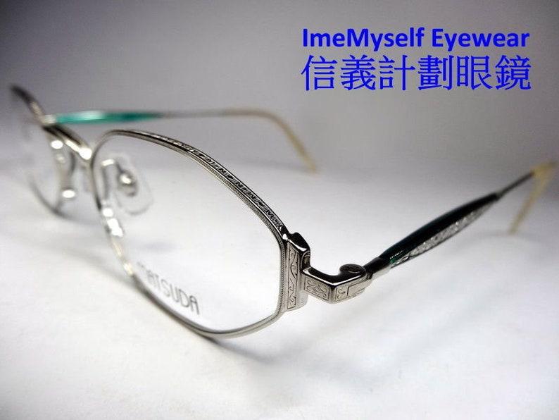 20579065573 ImeMyself Eyewear Matsuda 10122 vintage Rx prescription frames