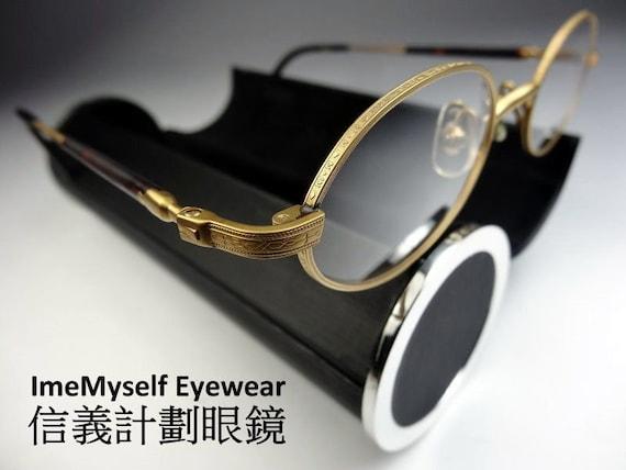 9e5f482f21 ImeMyself Eyewear Matsuda 10116 vintage Rx prescription frames