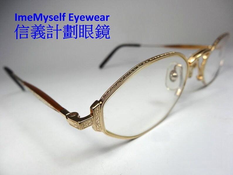 913451de96 ImeMyself Eyewear Matsuda 10122 vintage Rx prescription frames