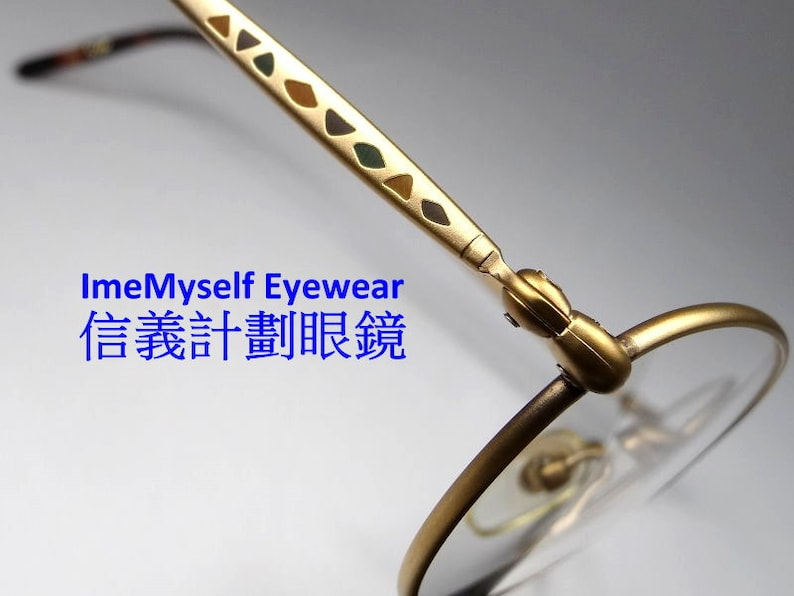 4a19856fa5 ImeMyself Eyewear Matsuda 2854 rare vintage Rx prescription frames  eyeglasses spectacles for near or far sighted transition lenses reading