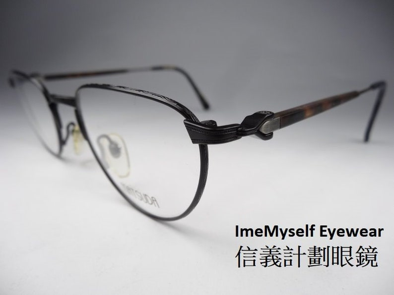 aa0ca46b640 ImeMyself Eyewear Matsuda 2815 authentic vintage oval